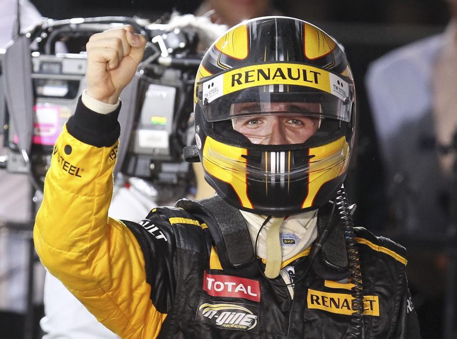 Robert Kubica - najlepszy sprzedawca w kraju