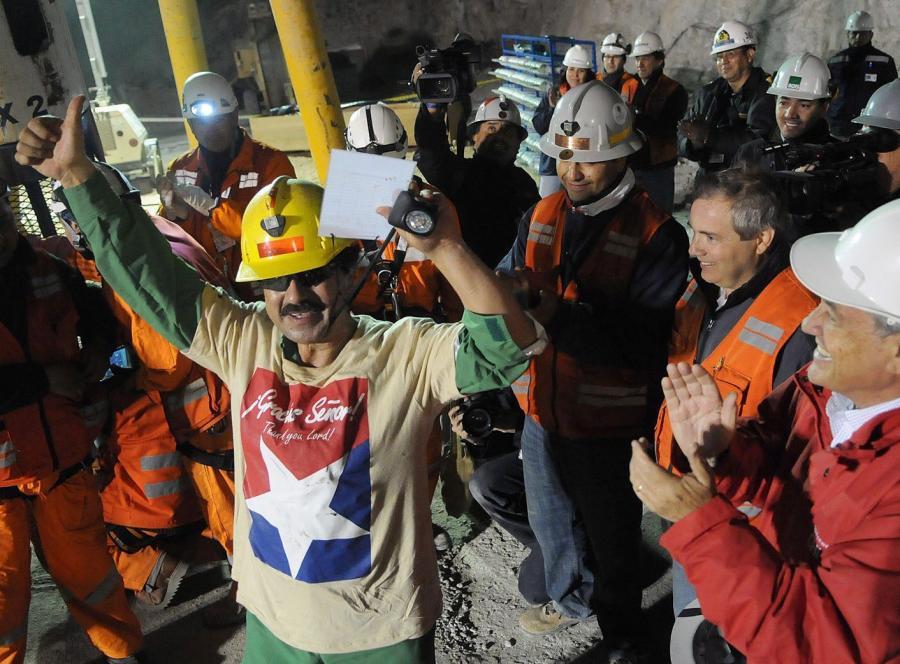 Koniec gehenny górników. Wszyscy uratowani!