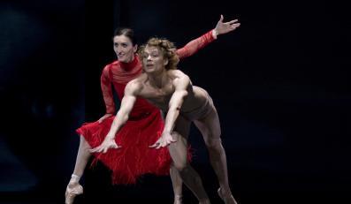 """Balet """"Kurt Weill""""/fot. Ewa Krasucka"""