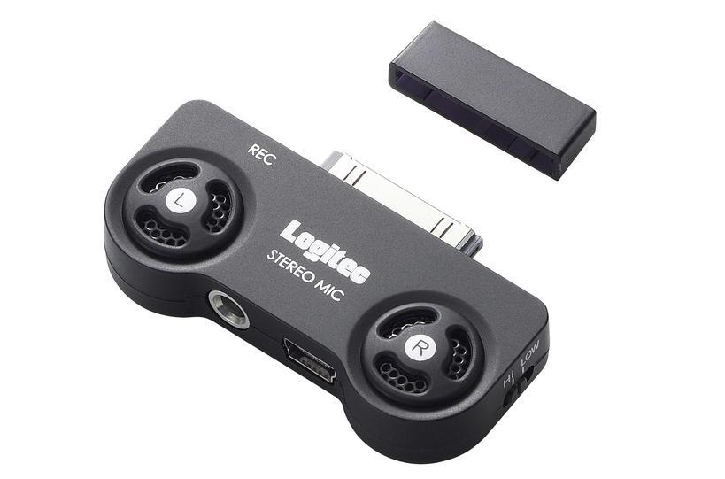 Stereofoniczny mikrofon dla iPoda