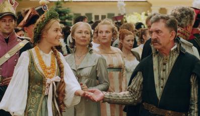"""Kadr z filmu """"Pan Tadeusz"""""""