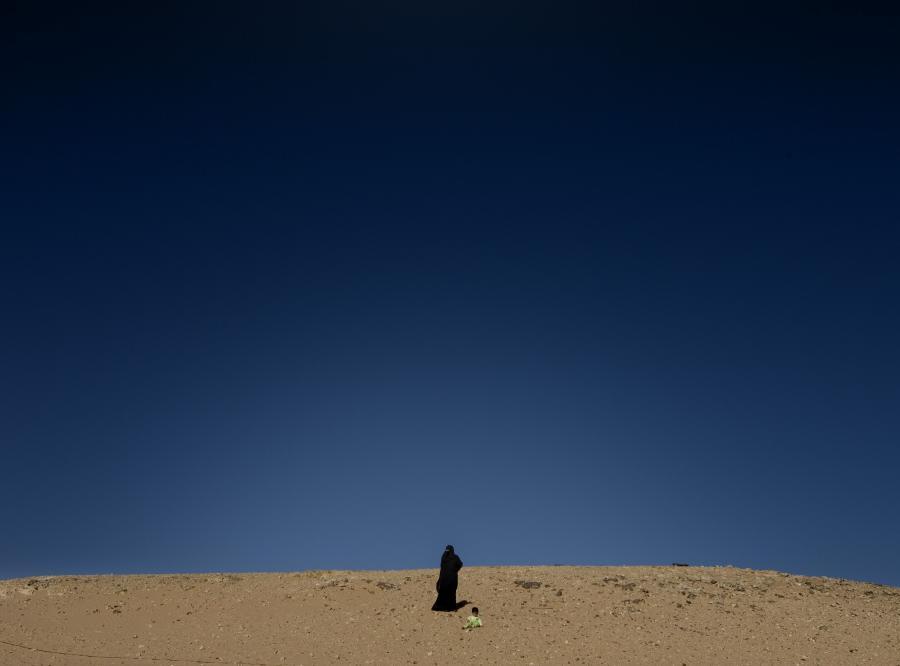 Piaski Sahary kryją niezwykłą tajemnicę