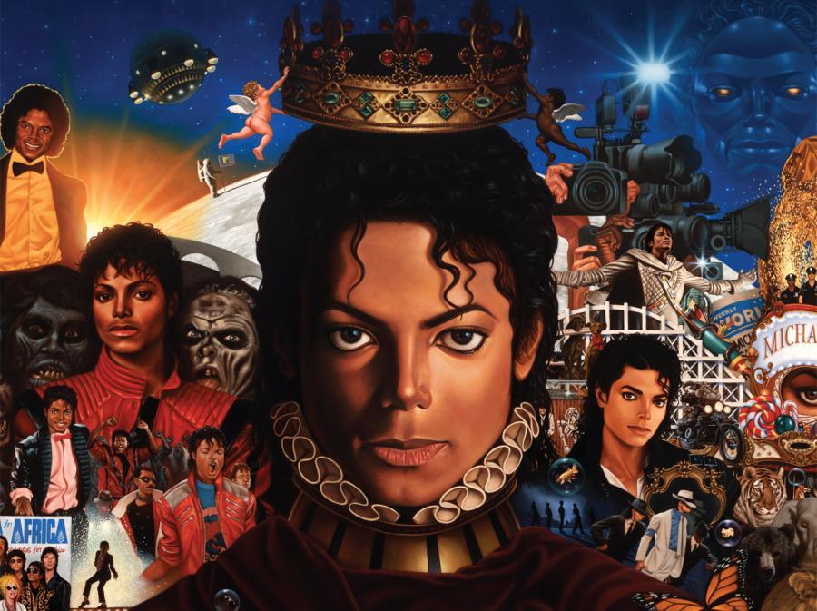 Król popu Michael Jackson powrócił zza grobu