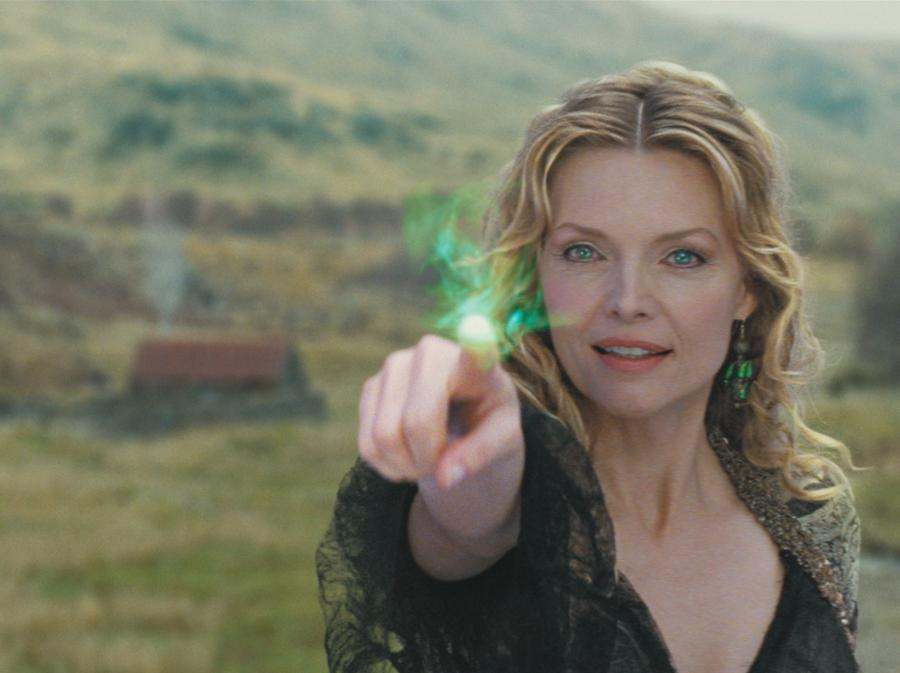Czarownica Michelle Pfeiffer w \