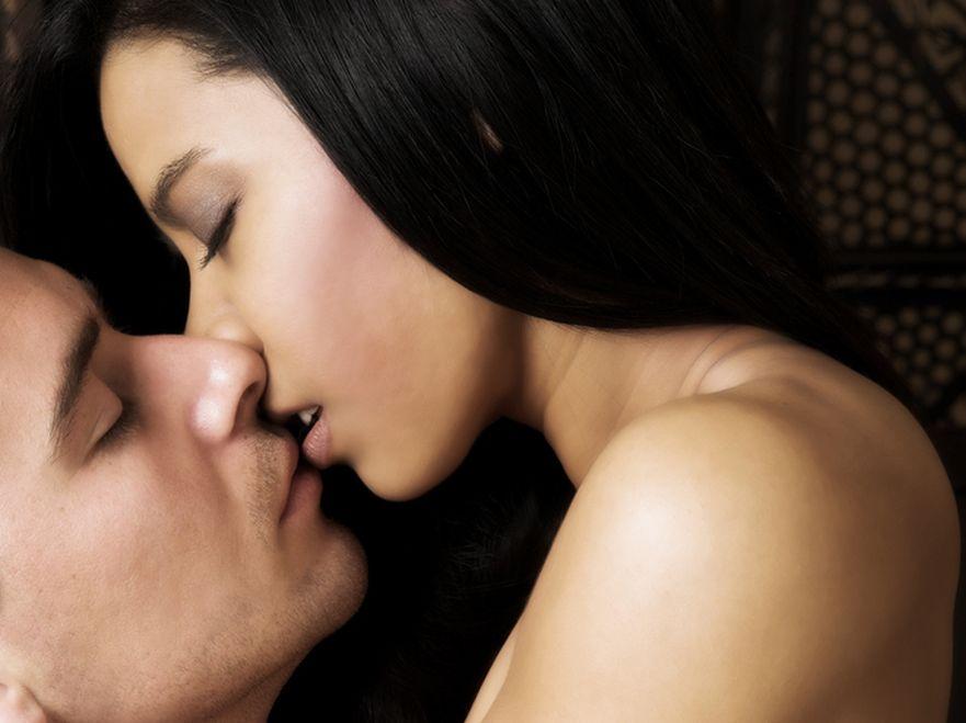 Pocałunek ma wiele zalet