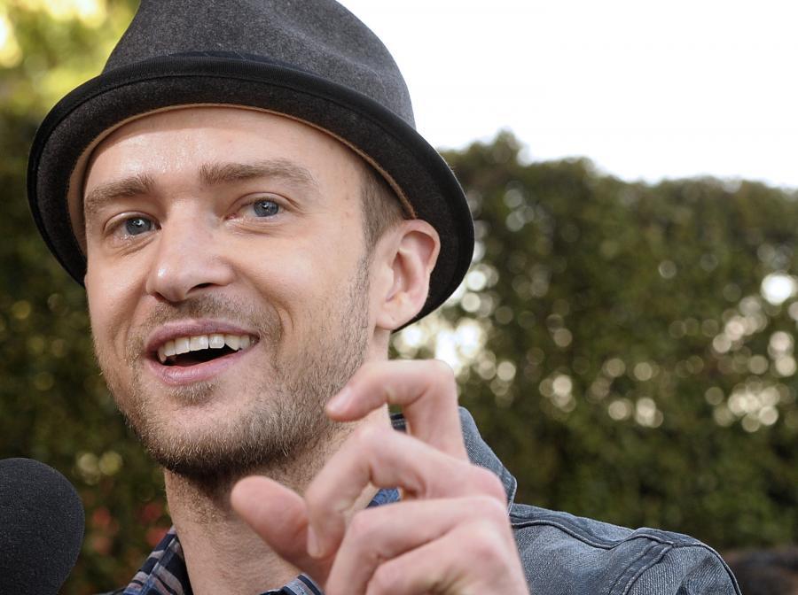 Justin Timberlake znów śpiewa