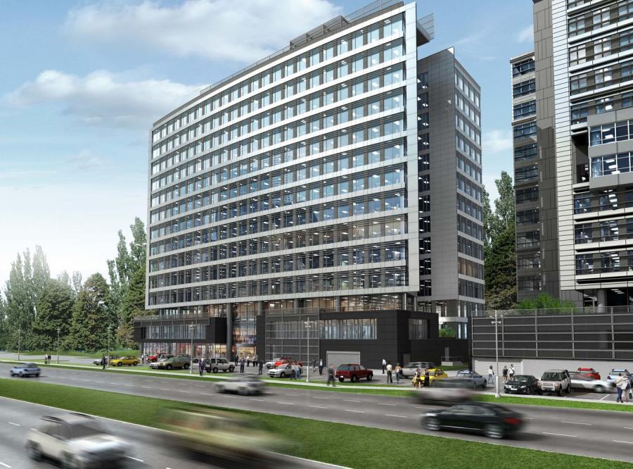 Nowy biurowiec w Warszawie. Wkrótce otwarcie