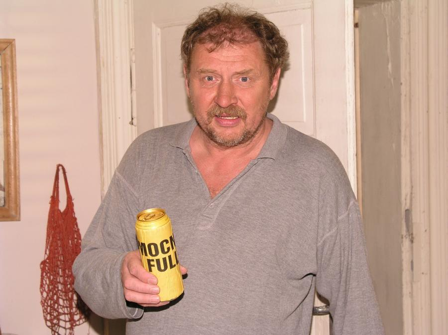 Andrzej Grabowski jako Ferdynand Kiepski w serialu \