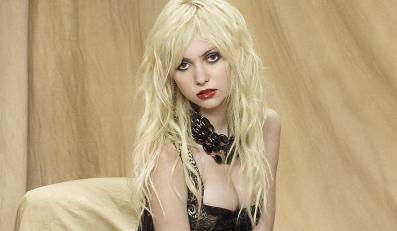 Młoda, dobrze ubrana i sławna Taylor Momsen