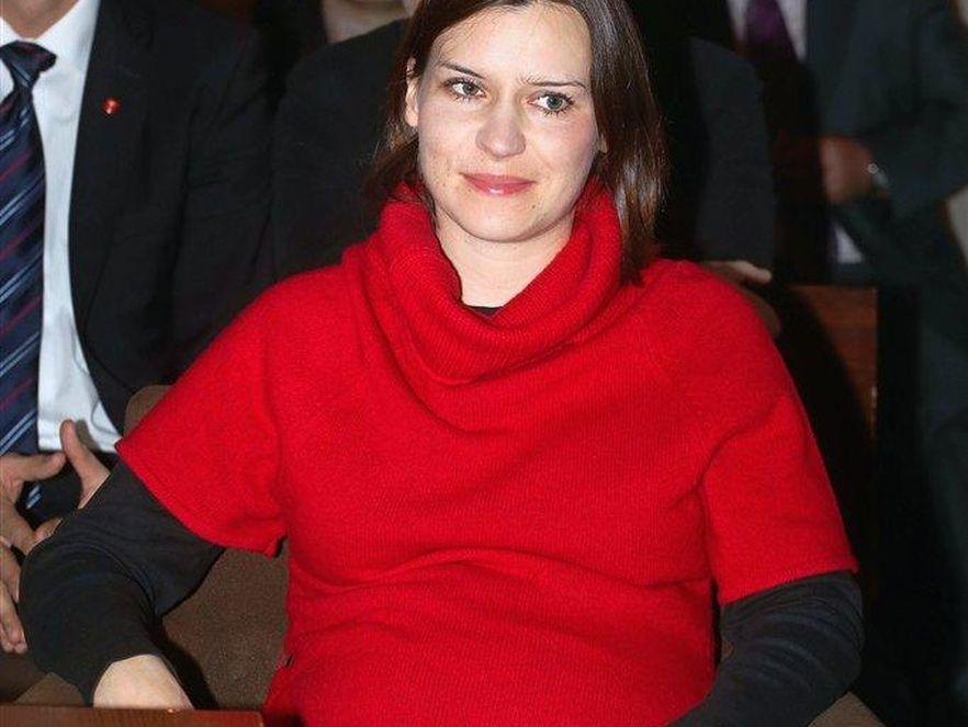 Agnieszka Pomaska, fot. Katarzyna Naworska