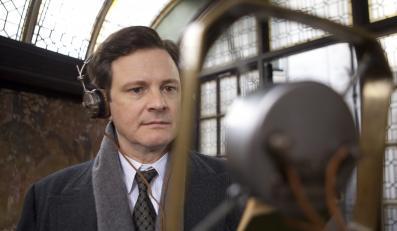 """Colin Firth w filmie """"Jak zostać królem"""""""