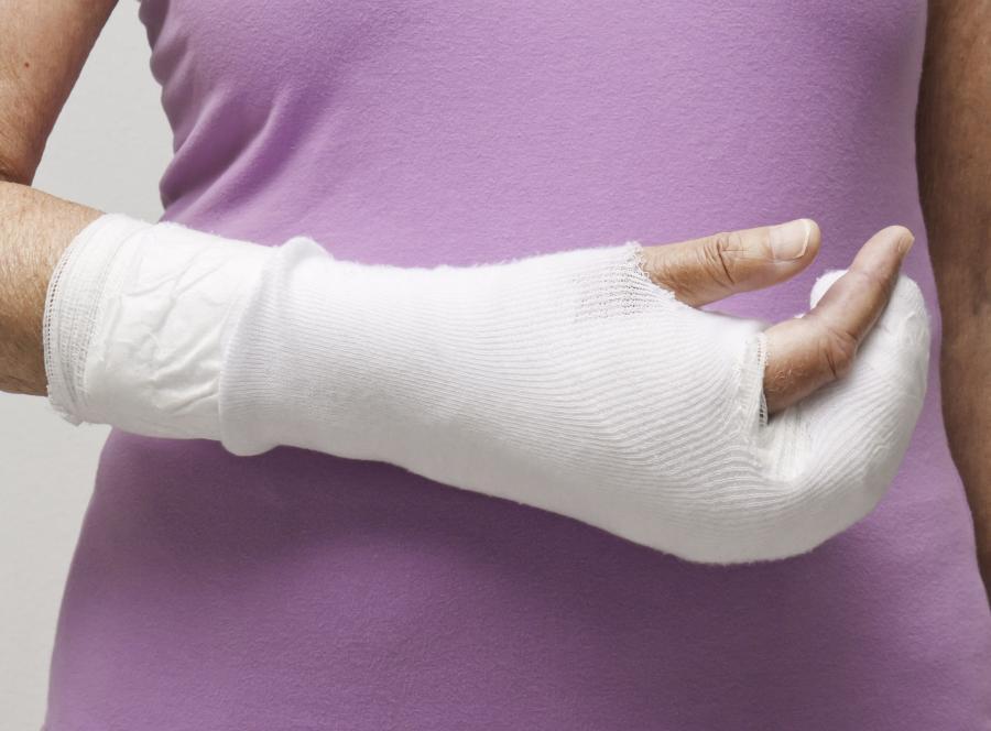 Osteoporoza grozi częstymi złamaniami