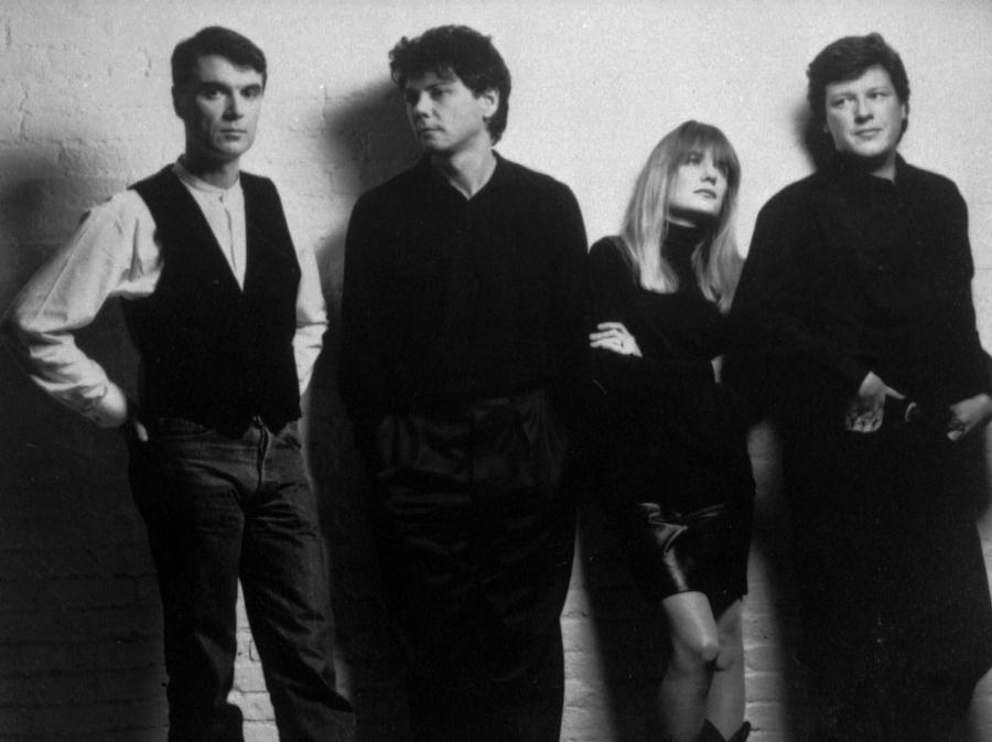 Talking Heads w 1988 roku