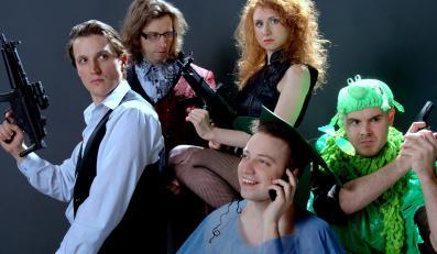 Aktorzy nieprowincjonalni  kabaretu Macież