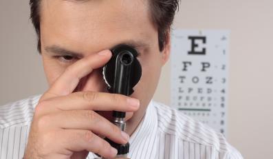 Ośrodek dla niewidomych dzieci bez opieki okulisty