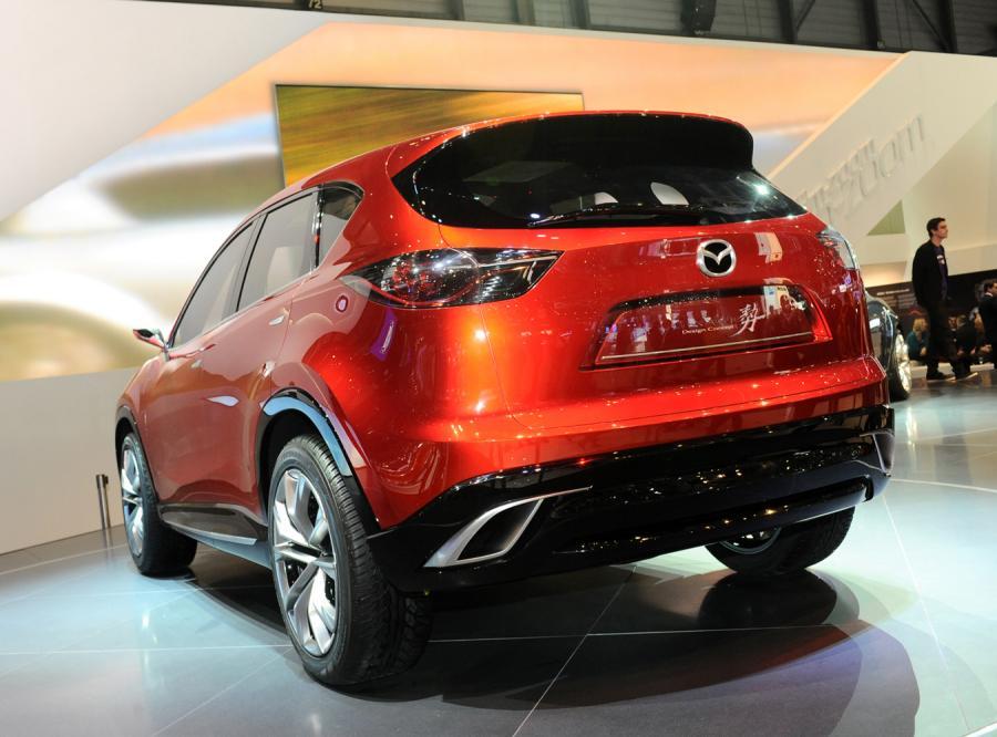 Mazda CX-5, czyli nowy SUV z Japonii