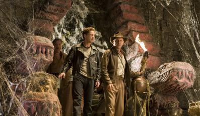"""""""Indiana Jones i Królestwo Kryształowej Czaszki"""""""