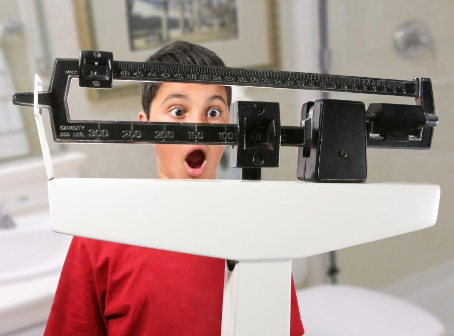 25 proc. dzieci w USA ma nadwagę