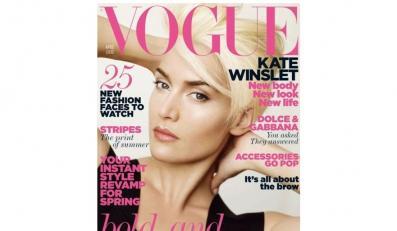 Kate Winslet przeszła wielką metamorfozę - czy platynowy blond do niej pasuje?
