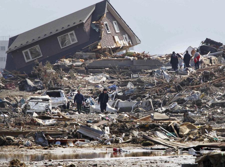 Już ponad 7 tysięcy ofiar kataklizmu w Japonii