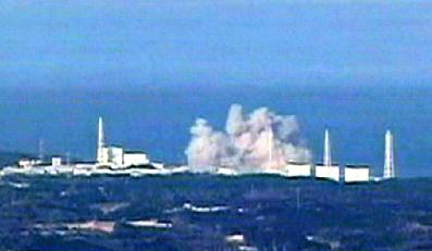 Eksplozja w elektrowni Fukushima
