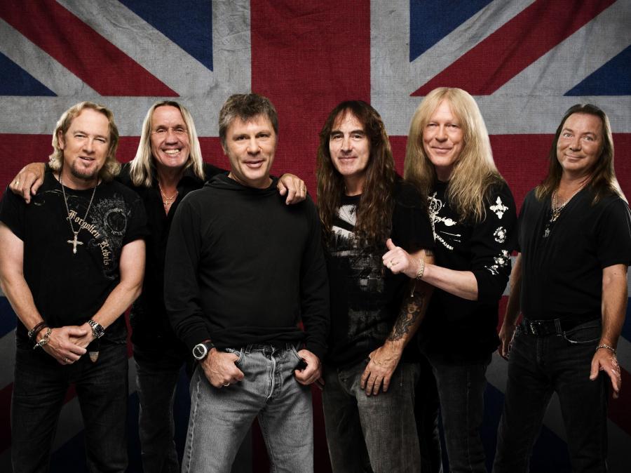 Iron Maiden zagra w Łodzi i Gdańsku