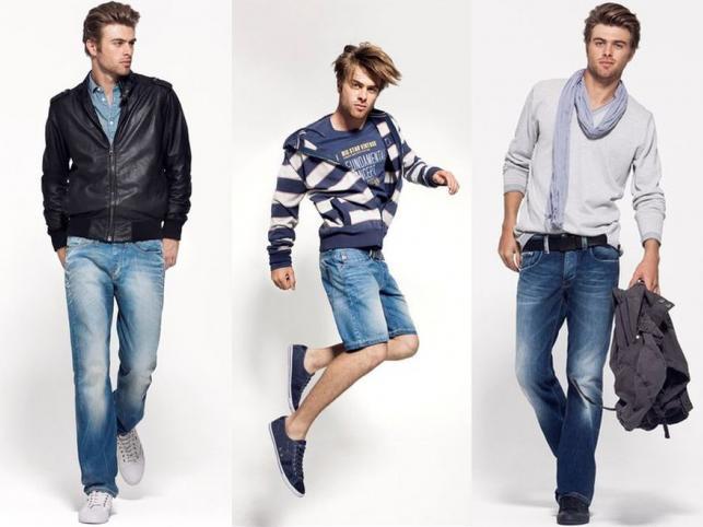 Moda po męsku: Big Star na wiosnę-lato 2011