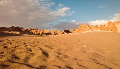 Pustynia (zdjęcie ilustracyjne)