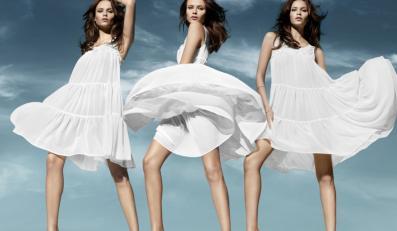 Ubrania lekkie jak obłoki - kolekcja Conscious H&M