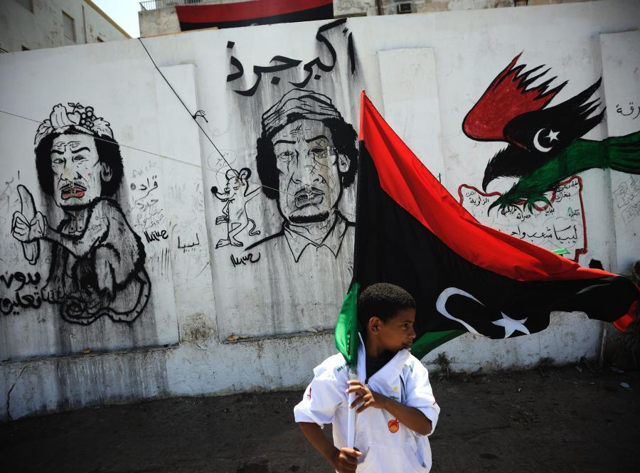 Na arabskich rewolucjach zarobiły kncerny paliwowe