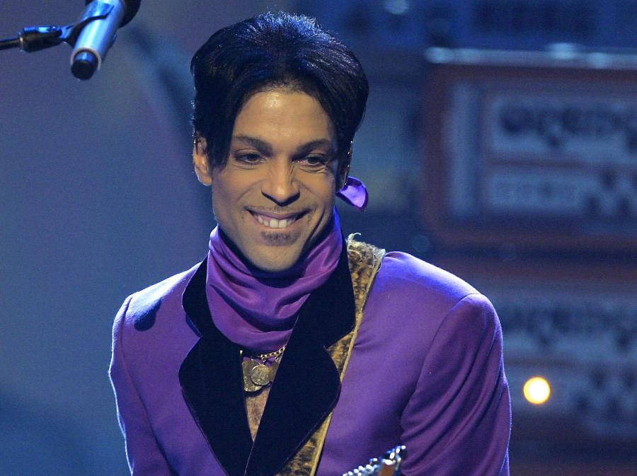 Prince gwiazdą Open\'era