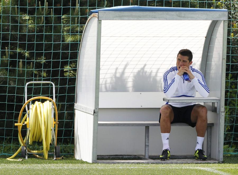 Cristiano Ronaldo wynajmował mieszkanie gangsterowi