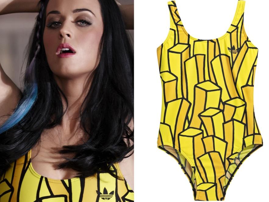 Katy Perry dla adidas Originals