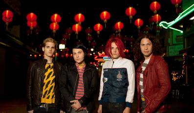 My Chemical Romance rozpoczną pracę nad nowym longplayem