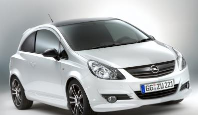 Corsa limited edition - nowa zabawka od Opla