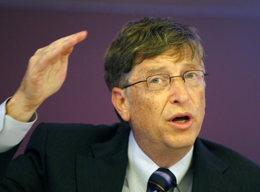 Bill Gates apleluje o tanie szczepionki i więcej szczepień
