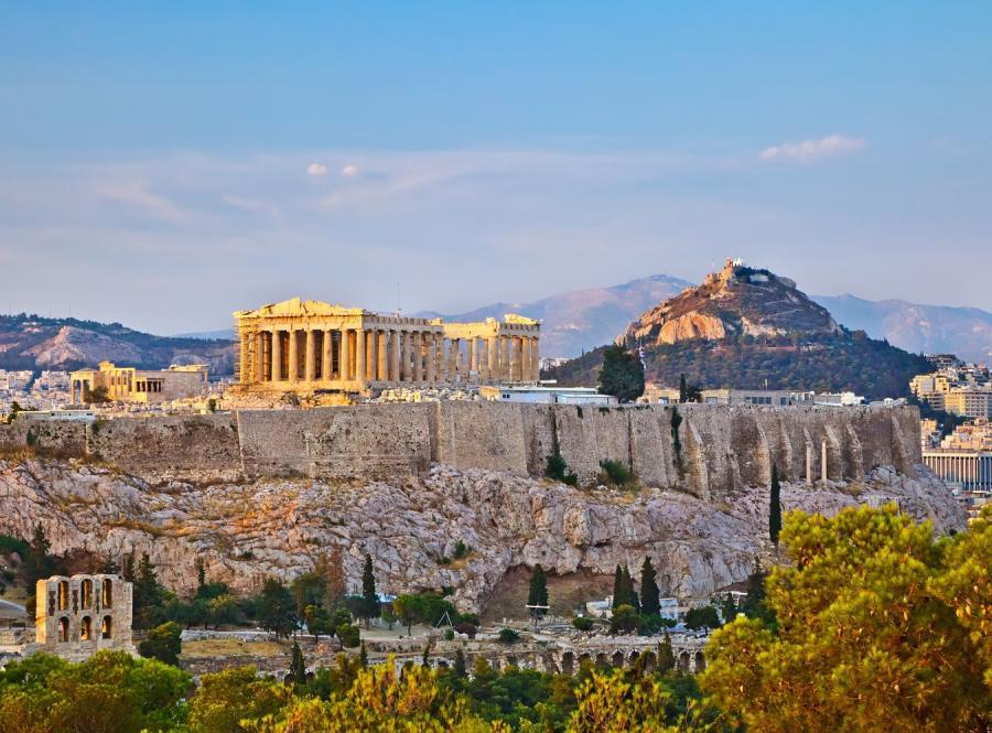 Grecki kryzys nie przestraszył zagranicznych turystów