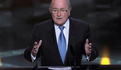 Blattera zabraknie na finale Ligi Mistrzów