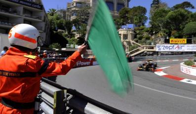 Kierowcy rywalizują w Monte Carlo