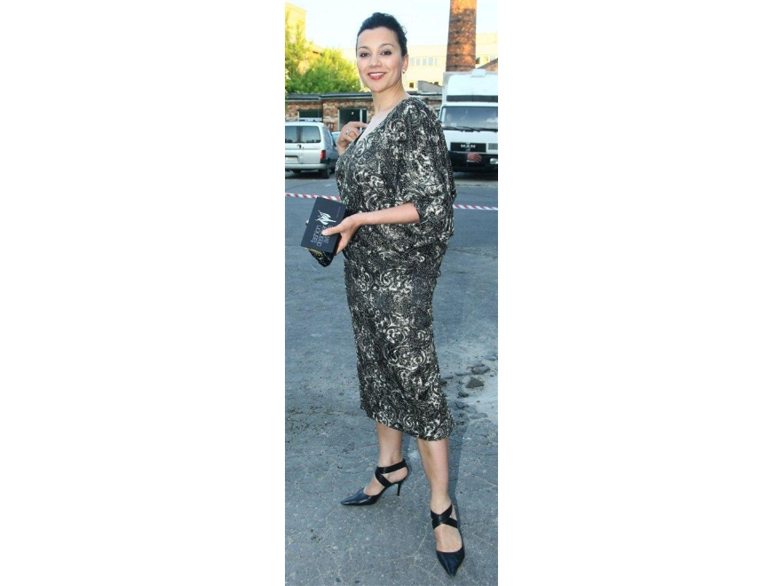 Klaudia Carlos na Fashion Designer Awards 2011