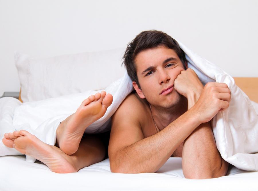Spory sypialniane o miejsce w łózku to problem co czwartej pory
