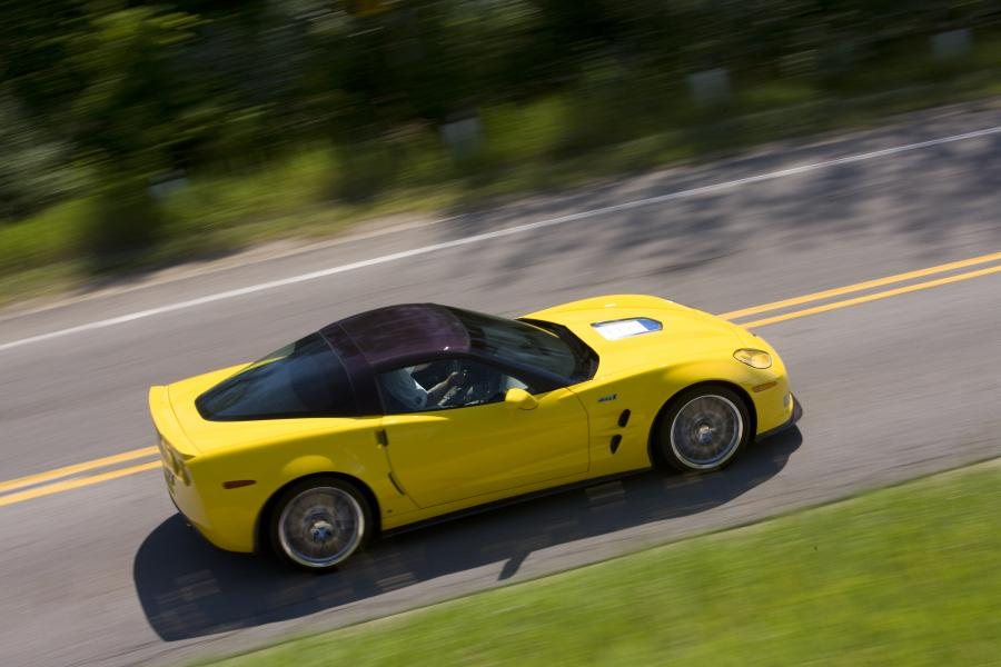 1370 KM! Legendarne auto jako... motorówka