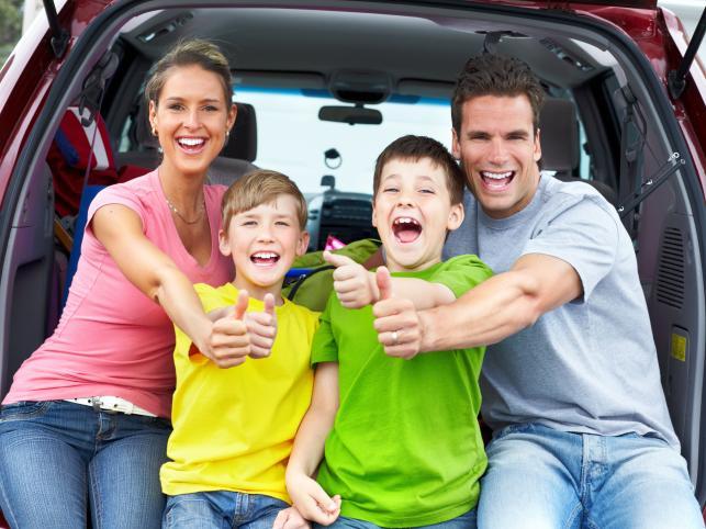 Na rodzinne wakacje wcale nie rzeba worka pieniędzy