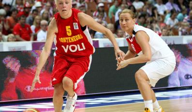 Polki zawiodły w pierwszym meczu mistrzostw