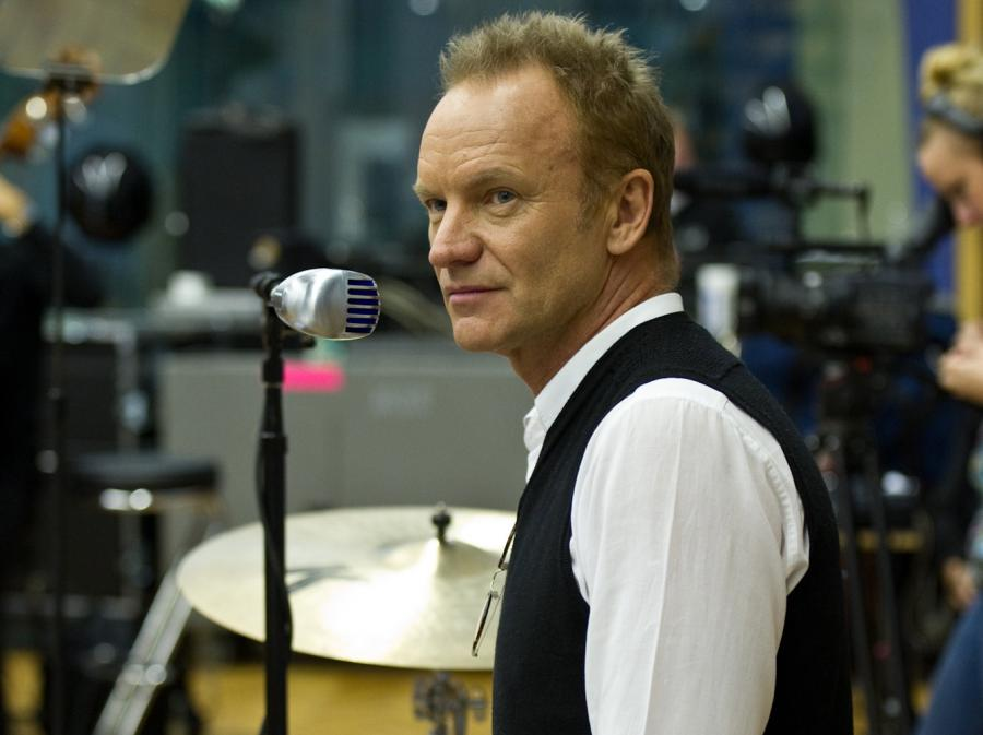 Sting: W sumie niczego nie żałuję
