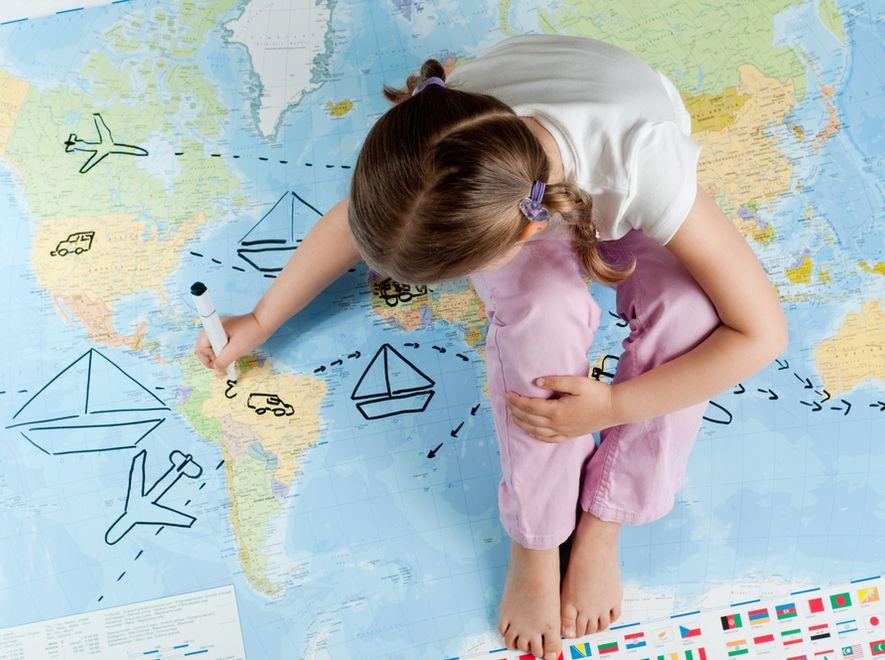 Aby bezpieczne było nie tylko podróżowanie palcem po mapie