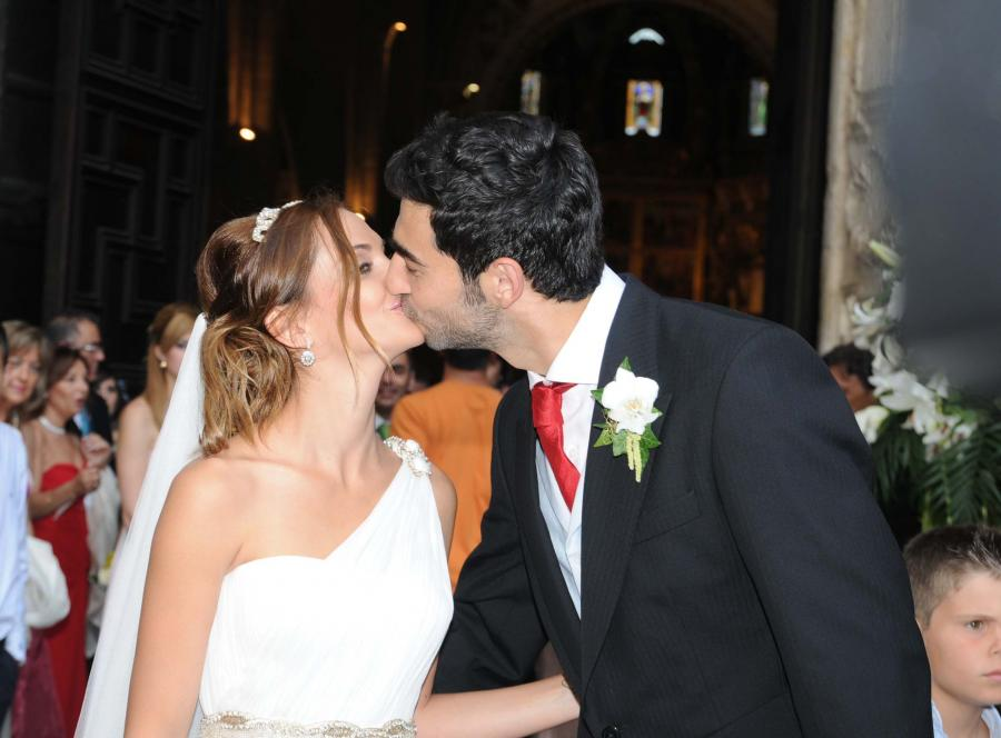 Alicia Roig i Raul Albiol