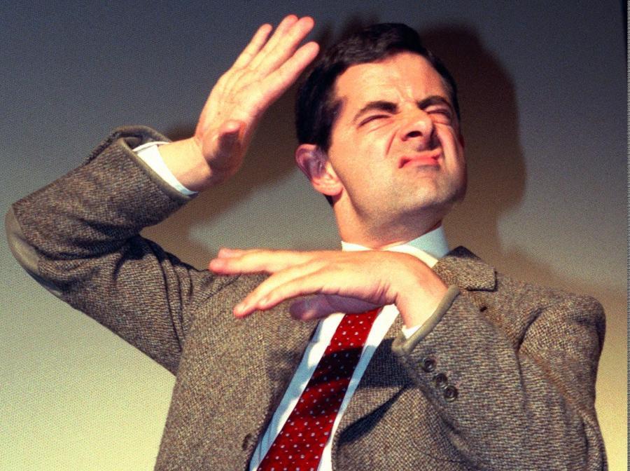 Johnny English czyli Rowan Atkinson we własnej osobie