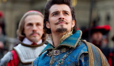 Orlando Bloom jako książę Buckingham