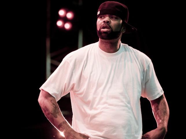 Method Man z Wu-Tang Clan na szwajcarskim Openair Frauenfeld